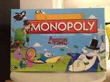 Brand new Adventure Time monopoly Leeming Melville Area Preview