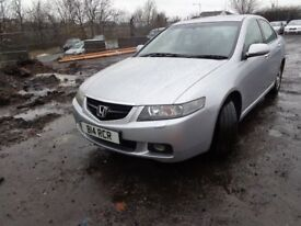 (53) 2004 honda nice car to drive £895 ON THE NEW SHAPE 12 mouth MOT