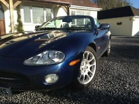 Jaguar XK8 4.2 Convertible Auto, 3 owners from new.