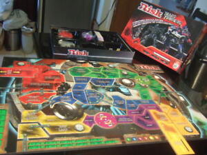new condition Hasbro Transformers Risk Game,5557