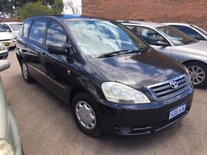 2002 TOYOTA AVENSIS VERSO GLX ACM20R 7 SEATER PEOPLE MOVER  Bayswater Bayswater Area Preview