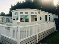 Wow.. Static Caravan with Decking on Stunning Pitch Burgh Castle Great Yarmouth Norfolk Broads