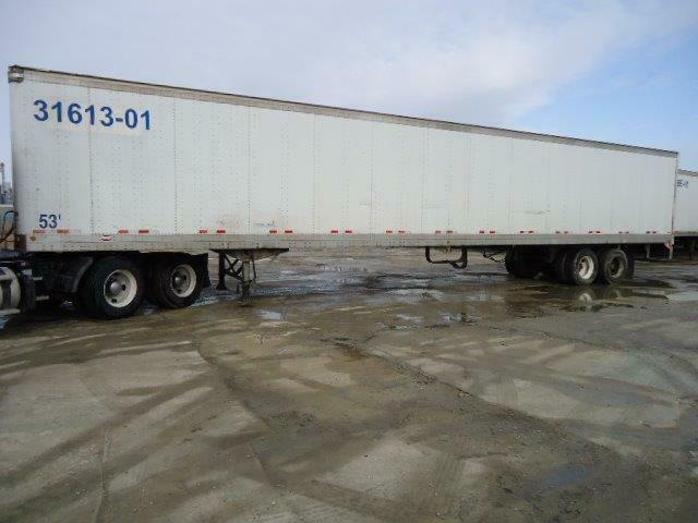 2003 Lufkin Semi Trailer 53' x 102