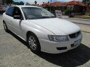 2005 Holden Commodore VZ Executive White 4 Speed Automatic Sedan West Perth Perth City Area Preview