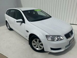 2011 Holden Commodore VE II Omega Sportwagon White 6 Speed Sports Automatic Wagon Mundingburra Townsville City Preview