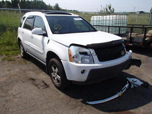 parting out 2006 chev equinox