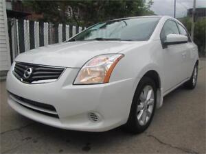 2012 Nissan Sentra 2.0 TRÈS PROPR FINANCEMENT MAISON 49$ SEMAINE