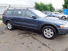 2007 07 reg volvo xc70 awd mot 1 year mile fsh 2 set of keys ex driver £2895