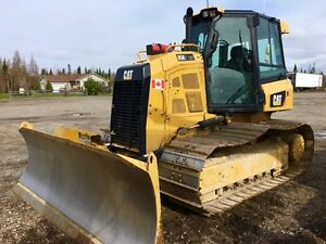 2015 Caterpillar / CAT D5 K2 LGP Crawler Dozer