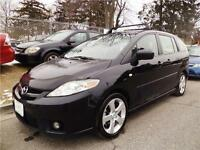 2007 MAZDA 5**AUTO**RARE BROWN LEATHER LOADED**7 PASSENGER City of Toronto Toronto (GTA) Preview