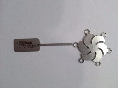 Medtronic 015-262-18 Timesh Plate Burr Hole 18mm Synthes Stryker Leibinger
