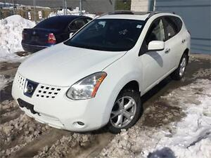 2010 NISSAN ROGUE SL***AWD+CUIR+TOIT+MAGS+BLUETOOTH+6200$***