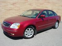 2006 Ford Five Hundred SEL All Wheel Drive. Loaded! P.Sunroof!