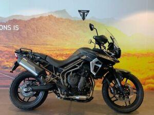 2019 Triumph Tiger 800 XRX LOW Road Bike 800cc Tempe Marrickville Area Preview