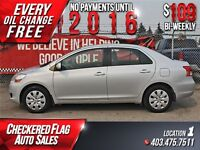 2010 Toyota Yaris W/ Power W&L-Low KMS