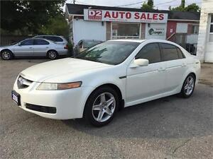 2006 Acura TL Automatic/Leather/Roof/Navigation/Certified