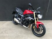2014 Triumph Street Triple 660 675CC Sports 660cc Epping Whittlesea Area Preview