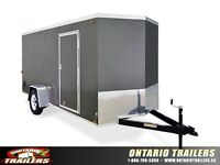 2015 Sure-Trac STWV Consumer Wedge Front Enclosed Cargo
