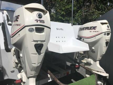 SHARK CAT BOAT FOR SALE