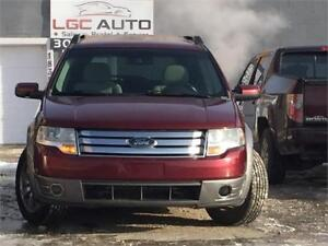"""08 Taurus X SEL 2-WD 3 Rows """"MECHANIC SPECIAL"""""""