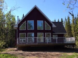 NEW Lakefront Cabin Cranberry Portage, MB