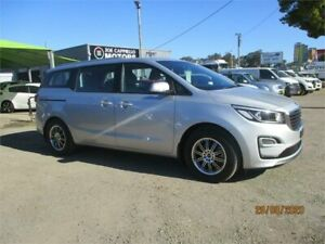 2018 Kia Carnival YP MY18 S Silver 6 Speed Automatic Heatherbrae Port Stephens Area Preview