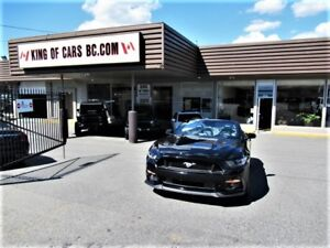 2017 Ford Mustang GT CONVERTIBLE - 6 SPEED MANUAL - BREMBO BRAKE