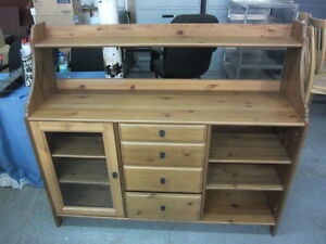 COMMODE BUFFET ANTIC STYLE ANTIQUE