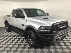 2016 Ram 1500 REBEL w/RAMBOX, HEATED SEATS AND WHEEL, REMOTE STA