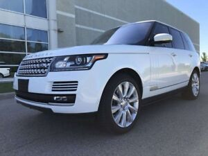 2016 Land Rover Range Rover Certified Pre-Owned | V8 Supercharge