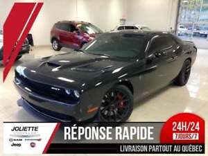 2015 Dodge Challenger SRT Hellcat, 6.2L SUPER CHARGE, MANUELLE,