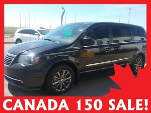 """2014 Chrysler Town and Country """"S"""" *NAV, LEATHER, DVD*"""