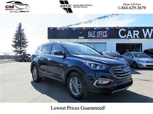 2017 Hyundai Santa Fe Sport AWD | UNDER 10,000 KMS | MOONROOF |