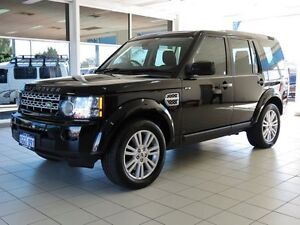 2009 Land Rover Discovery 4 MY10 3.0 SDV6 HSE Black 6 Speed Automatic Wagon Jandakot Cockburn Area Preview