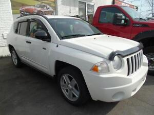 2008 JEEP COMPASS MANUAL