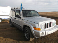 2006 Jeep Commander Trail Rated SUV, Crossover