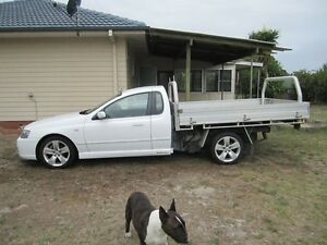 2006 Ford Falcon Ute Williamtown Port Stephens Area Preview