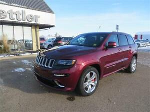 2016 Jeep Grand Cherokee SRT-8 4x4 COMMAND START!  HEATED SEATS!