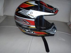 HJC CS-X2 Size X-Large Dirt Bike / A T V Helmet - Red