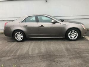 2012 Cadillac Berline CTS-FULL-AUTOMATIQUE-MAGS-CUIR