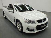 2015 Holden Ute VF II SV6 White 6 Speed Automatic Utility Fyshwick South Canberra Preview