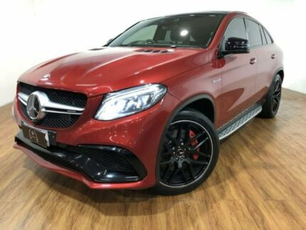 2017 Mercedes Benz C63 A205 807 057my Amg S Hyacinth Red Sports