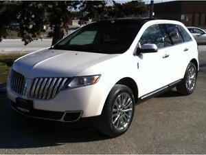 2011 LINCOLN MKX LIMITED AWD - NAV|CAMERA|BLUETOOTH|PANORAMIC
