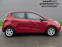 2017 Hyundai i10 1.0 Se 5Dr Hatchback Petrol Manual
