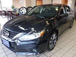 2016 Nissan Altima 2.5,CAMERA,BLUETOOTH,NO ACCIDENTS CERTIFIED