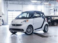 2015 smart FORTWO ELECTRIC DRIVE passion 2dr Cabriolet Electric