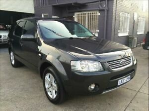 2008 Ford Territory SY MY07 Upgrade Ghia (RWD) Ego 4 Speed Auto Seq Sportshift Wagon Brooklyn Brimbank Area Preview