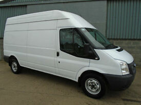 Ford Transit 350 TDCi 125 LWB high top 2014 14reg