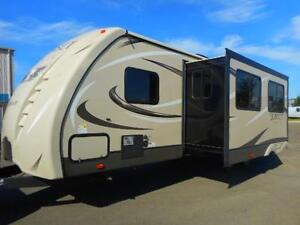 JUST REDUCED!!!! FUN FINDER 242 BHS BUNKHOUSE TRAVEL TRAILER