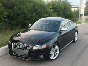 2008 Audi S5 6Speed AWD *NAVI/BANG&OLUFSEN* ACCIDENT FREE!!